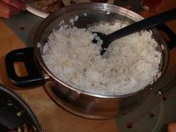De perfecte rijstkorrel